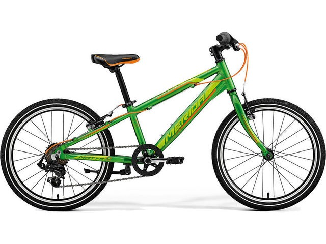 Merida Matts Jr 20 Hardtail - Green click to zoom image