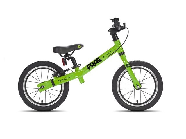 Frog Bikes Tadpole plus click to zoom image