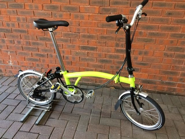 Brompton H Type click to zoom image